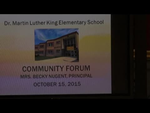 MLK Community Forum