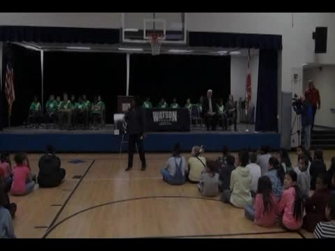 Watson Safety Patrol and Recycling Assembly
