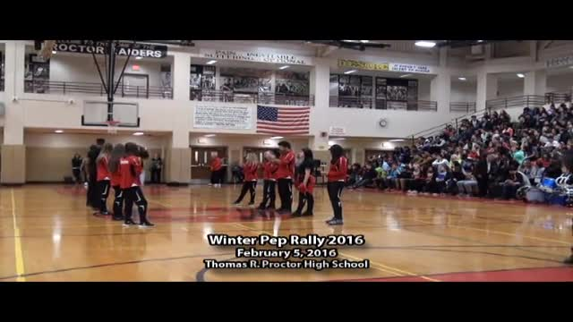 Proctor Winter Pep Rally