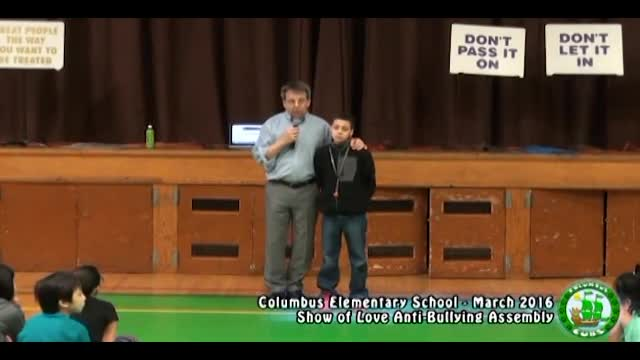 Columbus Show of Love: Anti-Bullying w/ Joe Trionfero