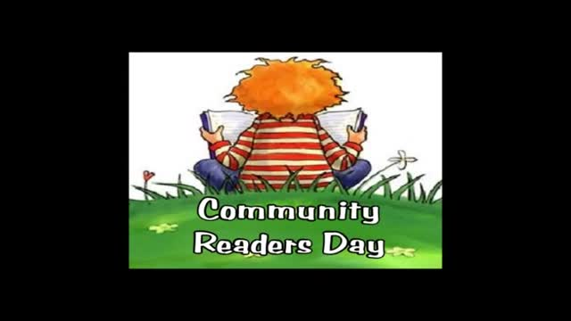 Jefferson Community Readers Day