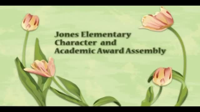Jones Character Assembly March
