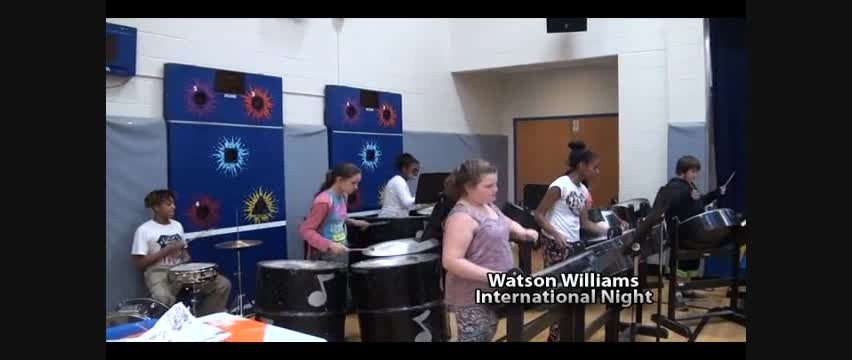 Watson Williams International Night