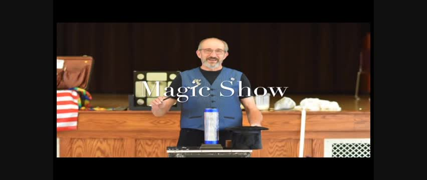 Conkling Magic Show 2016