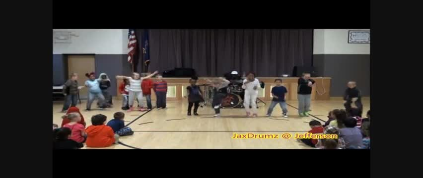 Jefferson Jaxdrumz Bully Program