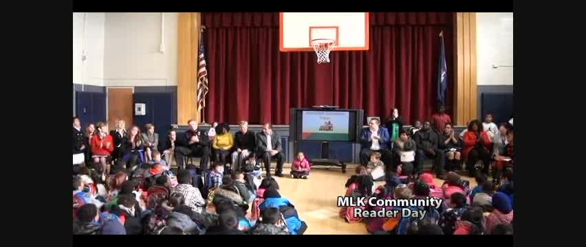 MLK Community Readers