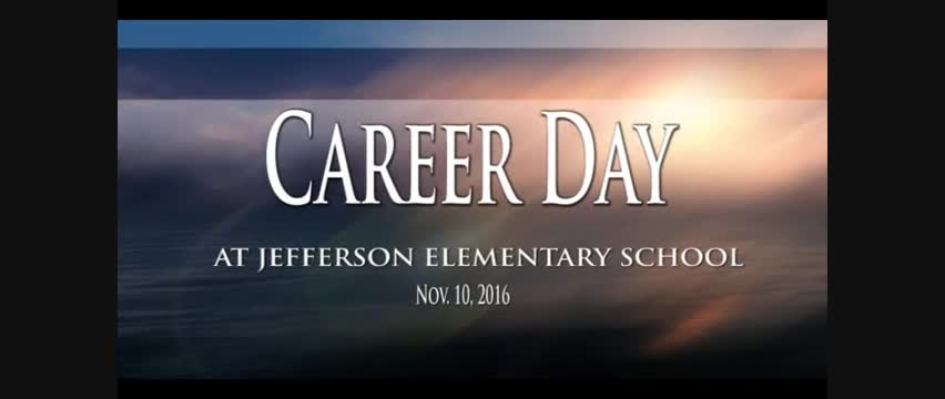Jefferson Career Day