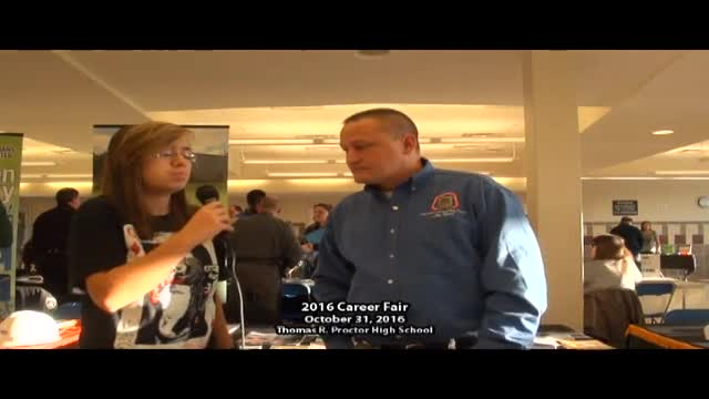 Proctor Career Fair 2016